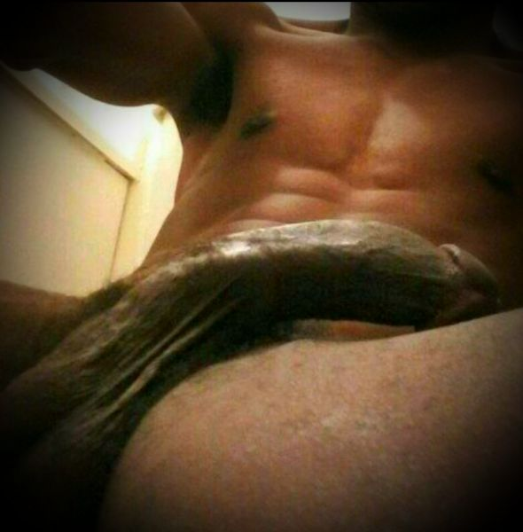 Thick long dick big black